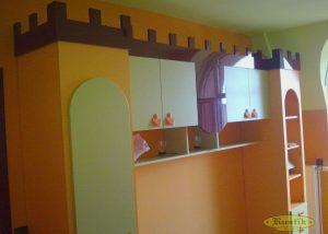 Dečja soba Rustik